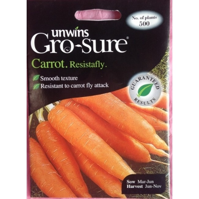 Carrot seed ResistFly
