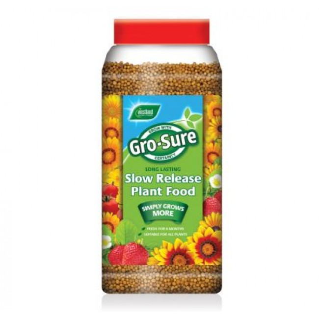 Gro Sure All Purpose Slow Release Plant food