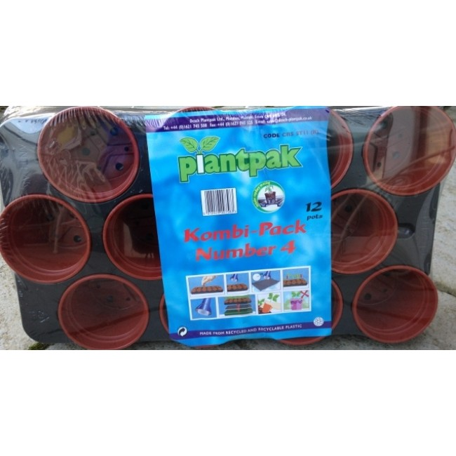Plantpak-Multi Pot Tray