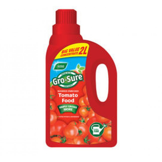 Gro-Sure Seaweed enriched Tomato Food 2L